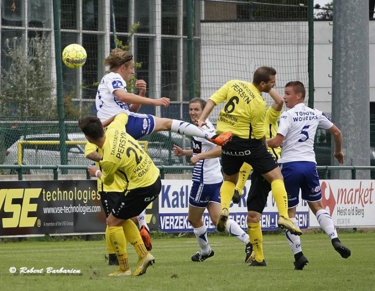 K.SK. Heist – KSCT Menen 3-0