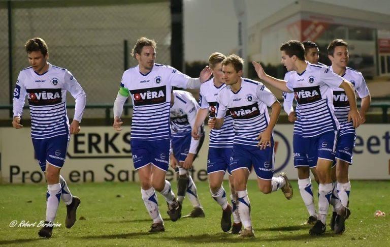 Wedstrijdverslag K.SK. – SV Oudenaarde: 2 – 0