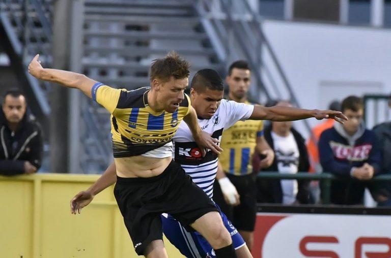 Wedstrijdverslag Thes Sport – K.SK.: 0 – 0