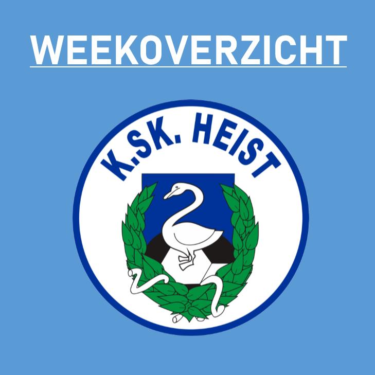 Weekoverzicht – week 25