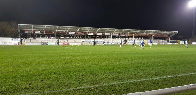 Wedstrijdverslag Olympique Charleroi – K.SK.: 2-3!